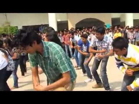 Flash mob at dypcoe pune 4 youtube sciox Choice Image