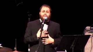 Yehoshua samuels sings  a yiddishe mamme
