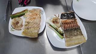 미라클셰프신메뉴,배달삼겹살,삼겹살,철갑상어,상어,생선스…