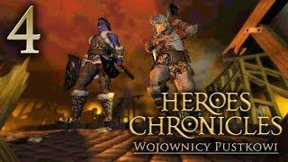 SZKOLENIE [#4] Heroes Chronicles: Wojownicy Pustkowi