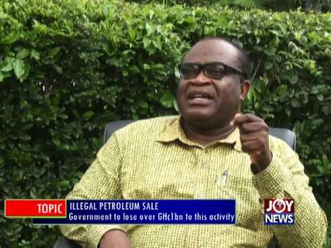 Illegal Petroleum Sale - PM Express on JoyNews (10-5-17)