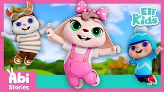 Fun Time with Abi | Abi Stories Compilations | Eli Kids Educational Cartoon