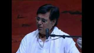 Seene mein sulagte hain arama Live HQ Prem Dhawan Jagjit Singh post HiteshGhazal
