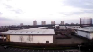 Aston aerial footage