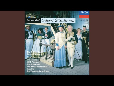 Sullivan: The Gondoliers - Dance a cachucha, fandango, bolero