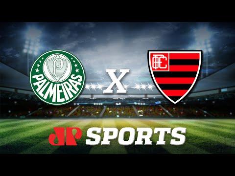 AO VIVO - Palmeiras x Oeste - 29/01/20 - Campeonato Paulista - Futebol JP