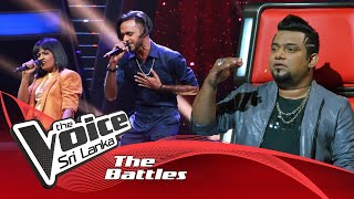 The Battles : Umangi Bimsara V Shizan Raees | Summer Of '69  | The Voice Sri Lanka Thumbnail