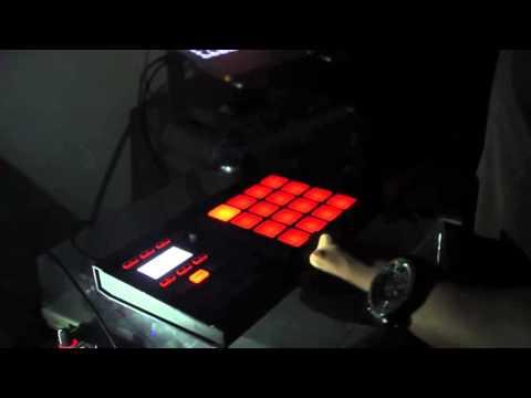 Live Beatmaking with WC Beats   Brazilian Beatmaker
