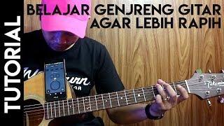 Belajar Genjrengan Gitar Agar Rapih Dengan Metrono