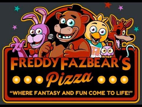 Happy Bithday Freddy Cake