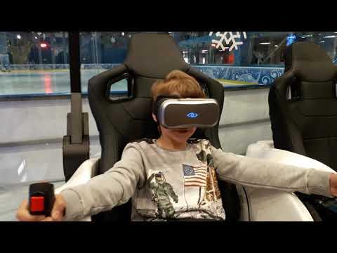 Севастополь Муссон. Виртуальная реальность, американские горки