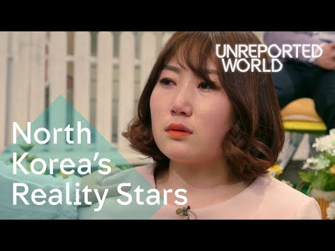 North Korean defectors become TV stars in the South | Unreported World