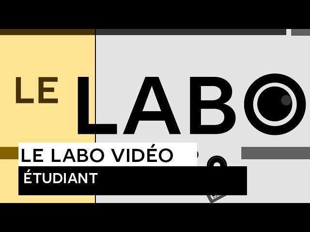 Teaser Labo Vidéo Étudiant