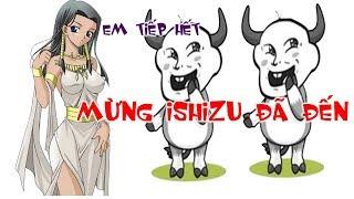 Những trận đấu đầu tiên của ISHIZU tại VN-game yugih5