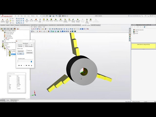 Drilling Toolpath Turning & Using Milling Toolpaths in Mill-Turn
