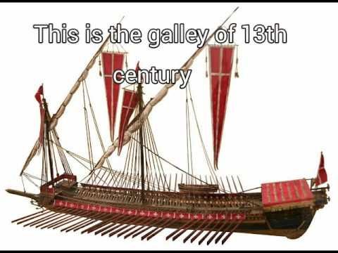 The Galleys-Ancient Warship