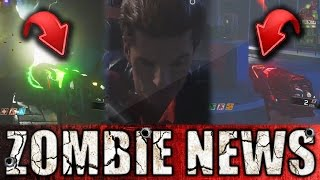 Pack A Punch WONDER WEAPONS! The Hoff PLAYABLE Character! Zombies In Spaceland! COD ZOMBIES NEWS