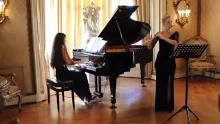 Poulenc Sonata 2nd movement: Cantilena