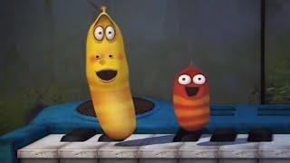 LARVA - PIANO | Cartoons For Children | Larva 2018 | Funny Animated Cartoon |LARVA Official