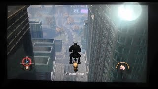 Saints Row : The Third Nintendo Switch Gameplay   Cheats and Flying Broomstick!