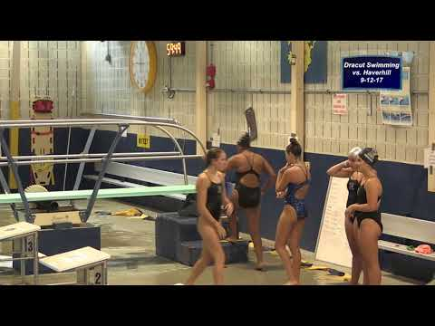 Swimming vs. Haverhill 9-12-17
