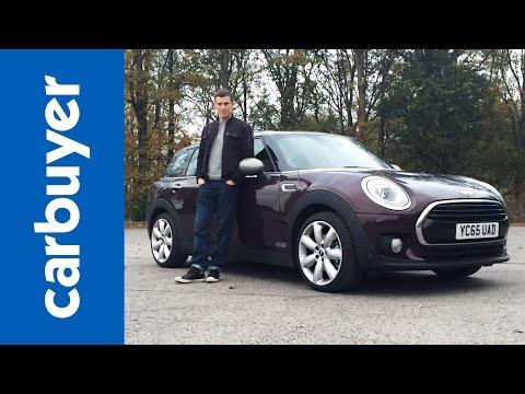 MINI Clubman 2015 review – Carbuyer