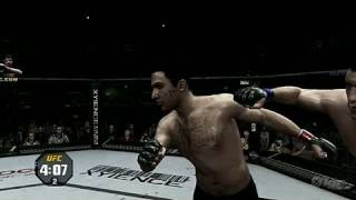 UFC Undisputed 2009 Xbox 360 Video - Karo Parisyan vs