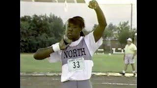 Connie Price - Women's Shot Put - U.S. 1989 Olympic Festival