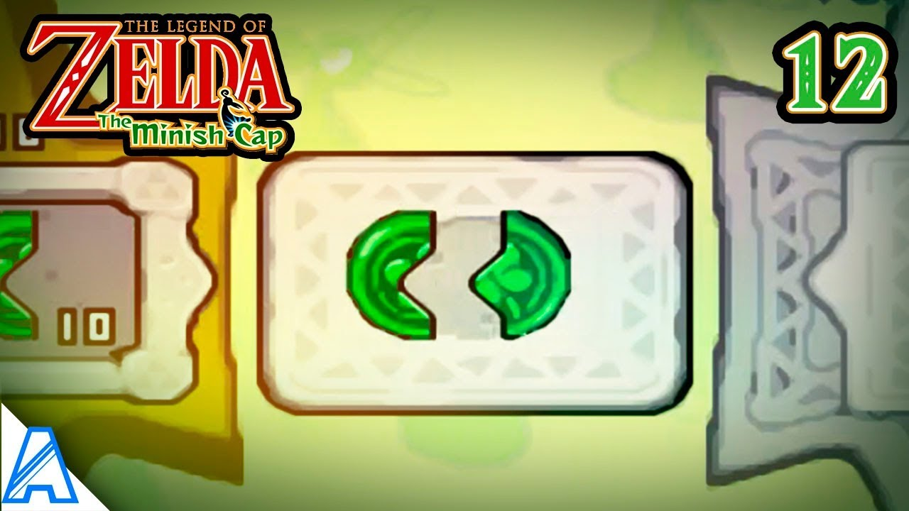 The Legend Of Zelda The Minish Cap 12 Uniendo Piedras De La Fortuna Parte 1 Youtube