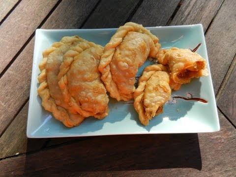 How To Make Malaysian Chicken Curry Puffs Travel Video