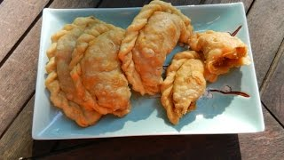 How To Make Malaysian Chicken Curry Puffs