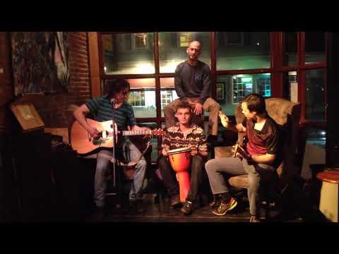 Los Huevos at Cafeteria New Paltz N.Y. open mic 11.6.'17