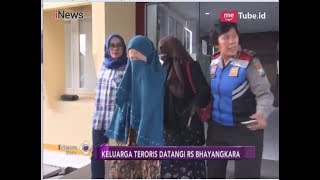 Keluarga Teroris Surabaya Tes DNA di RS Bhayangkara - iNews Sore 20/05