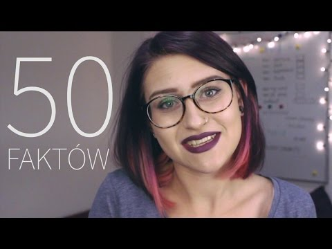 50 faktów o mnie - Billie Sparrow/Vroobelek