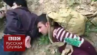 Видео нападения на иммигрантов в Болгарии возмутило интернет(Нападение на иммигрантов в Болгарии, записанное на видео, вызвало возмущение зрителей и пользователей..., 2016-04-15T14:51:46.000Z)