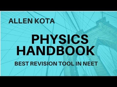 Allen PHYSICS Handbook