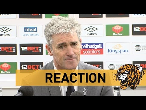 Hull City v West Bromwich Albion | Reaction With Alan Irvine