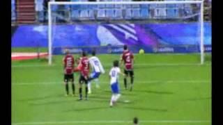10ª Jornada Real Zaragoza 3 Mallorca 2 (Gol de Bertolo)
