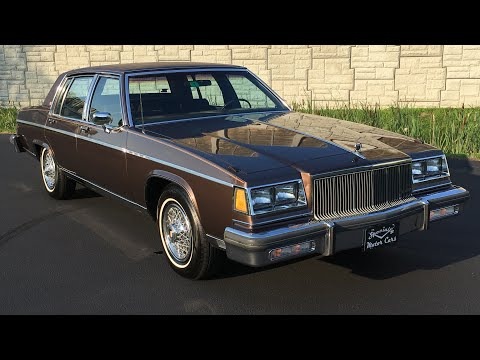 1983 Buick Electra Park Avenue For Sale By Specialty Motor Cars Lesabre Limited Regal Park Ave