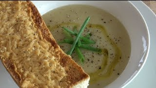 Potato & Leek Soup - Nicko's Kitchen