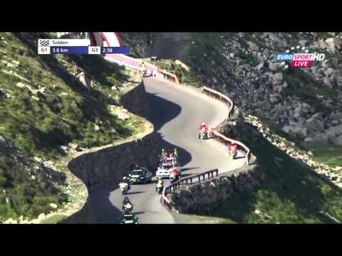 Tour de Suisse 2015 HD - Stage 4 - FINAL KILOMETERS