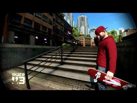 Skate 3 Preview