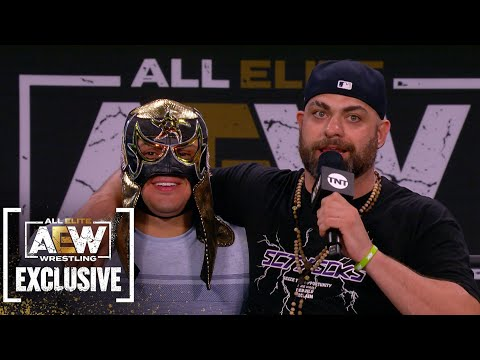 AEW Exclusive Post Main Event Comments from Eddie Kingston | AEW Saturday Night Dynamite, 6/26/21