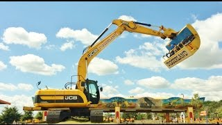 Spindizzy off-ride HD Diggerland Kent