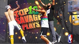 TOP 10 SAVAGE Playground Plays Of The Week! NBA 2K18 Highlights