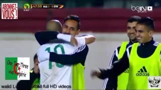 ملخص مباراة الجزائر 7-1 اثيوبيا ....25/03/2016 ....Algérie vs Ethiopie 7-1 but complet