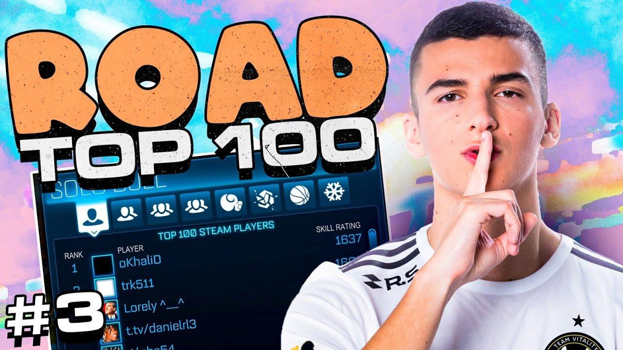 JE FAIS 40 VICTOIRES D'AFFILÉE?! - Road to TOP 100 en 1vs1 #3
