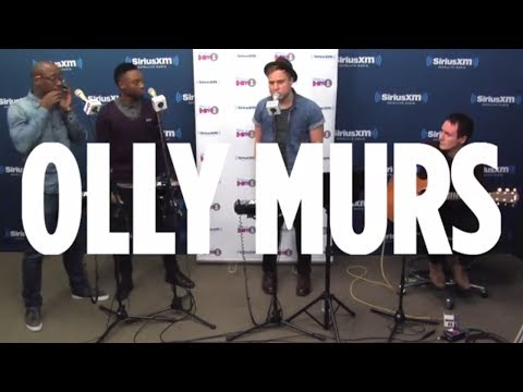 """Olly Murs """"Dance With Me Tonight"""" Live @ SiriusXM // Hits 1"""