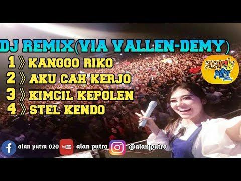 DJ VIA VALEN DAN DJ DEMY-REMIX STEL KONDO DAN KANGGO RIKO 2018 FULL