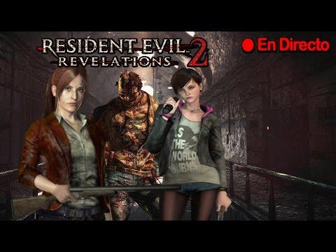 En VIVO (Resident Evil 2 Revelation) Playstation 4